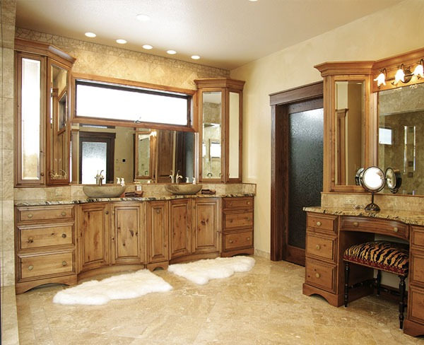 Custom Bathrooms and More